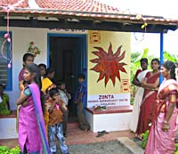 Images of das zonta women s empowerment center in mylaudy