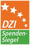 Logo DZI Spenden-Siegel